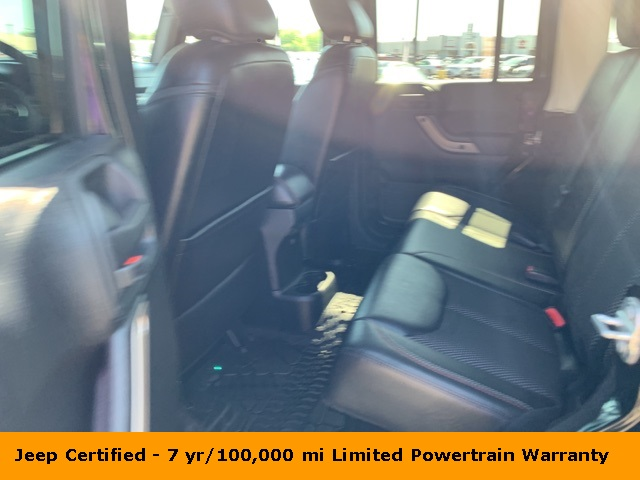 Certified Pre-Owned 2016 Jeep Wrangler Unlimited Sahara