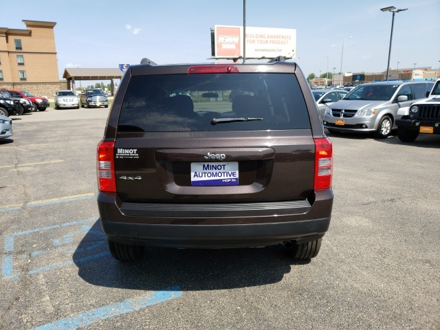 Certified Pre-Owned 2014 Jeep Patriot Sport