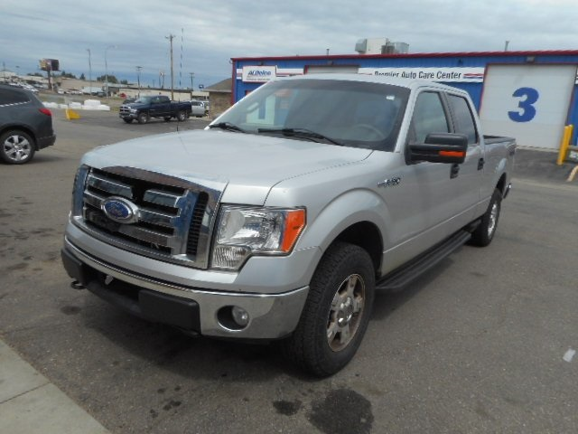 Pre-Owned 2009 Ford F-150 XLT
