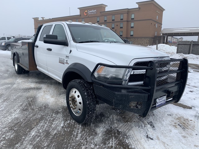 Pre-Owned 2015 Ram 5500HD Tradesman