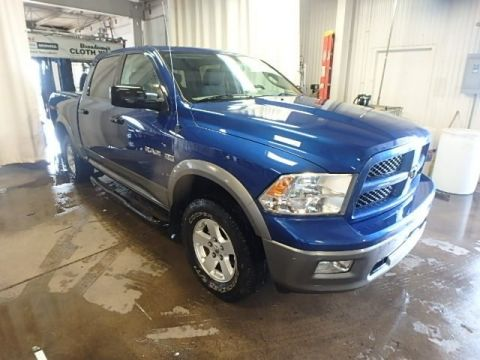 Pre-Owned 2009 Dodge Ram 1500 TRX4 Off-Road