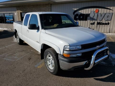 Pre-Owned 2000 Chevrolet Silverado 1500 Base