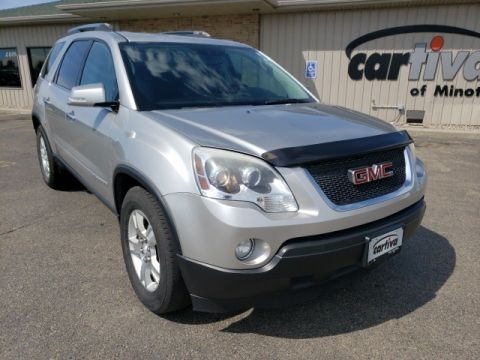 Pre-Owned 2007 GMC Acadia SLT-2