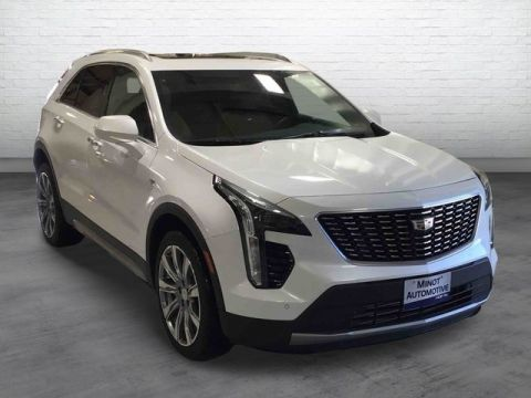 Pre-Owned 2019 Cadillac XT4 Premium Luxury AWD