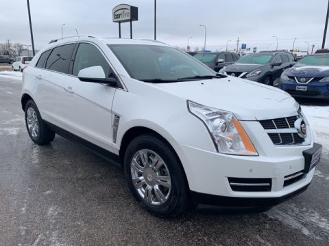 Pre-Owned 2011 Cadillac SRX Luxury