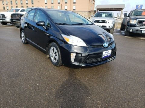 Pre-Owned 2013 Toyota Prius Three With Navigation